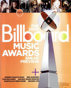 Billboard Back Issue Volume 118, Issue 49