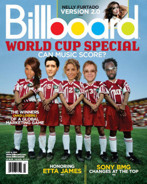 Billboard Back Issue Volume 118, Issue 23