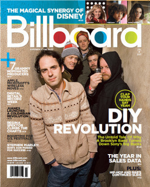 Billboard Back Issue Volume 119, Issue 2