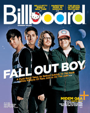 Billboard Back Issue Volume 119, Issue 4