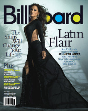 Billboard Back Issue Volume 119, Issue 5