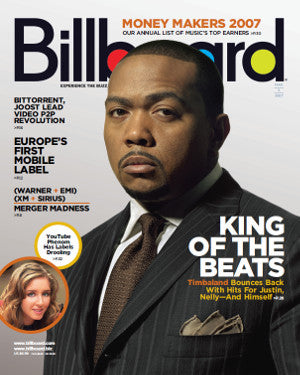 Billboard Back Issue Volume 119, Issue 9