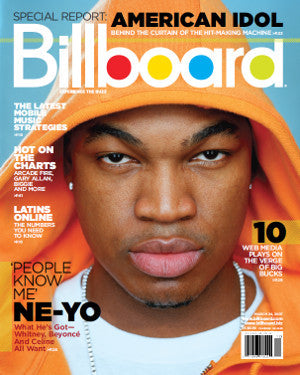Billboard Back Issue Volume 119, Issue 12