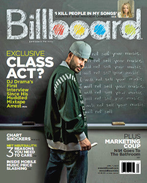 Billboard Back Issue Volume 119, Issue 14
