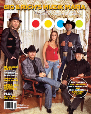 Billboard Back Issue Volume 119, Issue 15