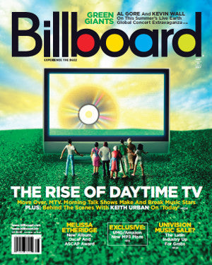 Billboard Back Issue Volume 119, Issue 16
