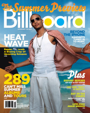 Billboard Back Issue Volume 119, Issue 18