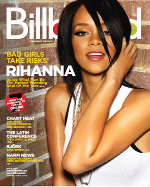 Billboard Back Issue Volume 119, Issue 19