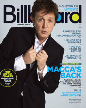 Billboard Back Issue Volume 119, Issue 20