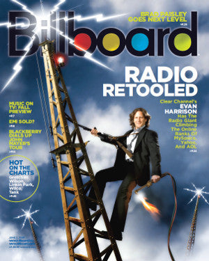 Billboard Back Issue Volume 119, Issue 22