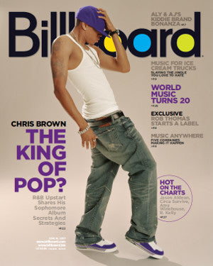 Billboard Back Issue Volume 119, Issue 24