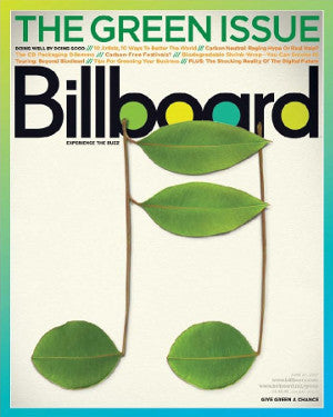 Billboard Back Issue Volume 119, Issue 25