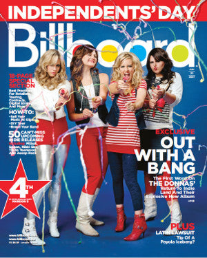 Billboard Back Issue Volume 119, Issue 26