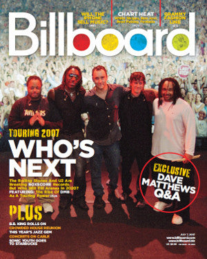 Billboard Back Issue Volume 119, Issue 27