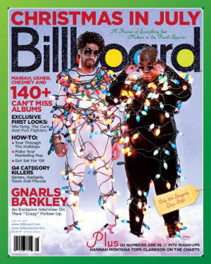 Billboard Back Issue Volume 119, Issue 28