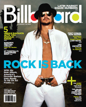Billboard Back Issue Volume 119, Issue 31