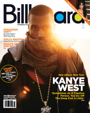 Billboard Back Issue Volume 119, Issue 32
