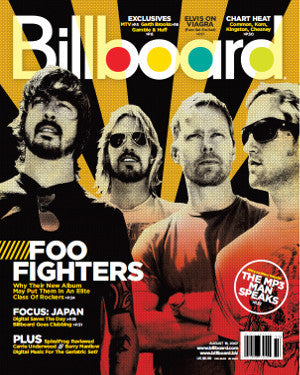 Billboard Back Issue Volume 119, Issue 33