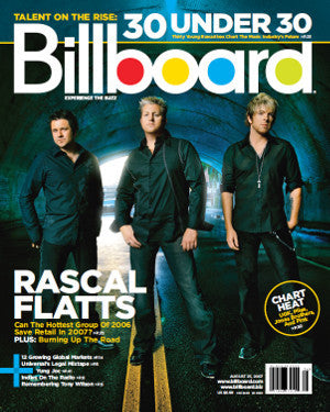 Billboard Back Issue Volume 119, Issue 34