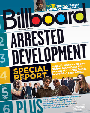 Billboard Back Issue Volume 119, Issue 35
