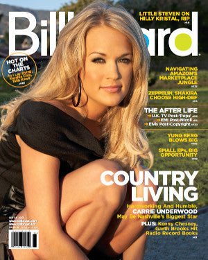 Billboard Back Issue Volume 119, Issue 36