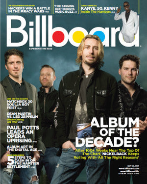 Billboard Back Issue Volume 119, Issue 39