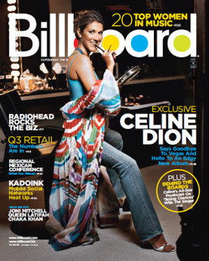 Billboard Back Issue Volume 119, Issue 41