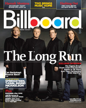 Billboard Back Issue Volume 119, Issue 42