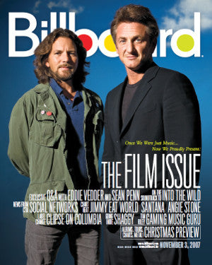 Billboard Back Issue Volume 119, Issue 44