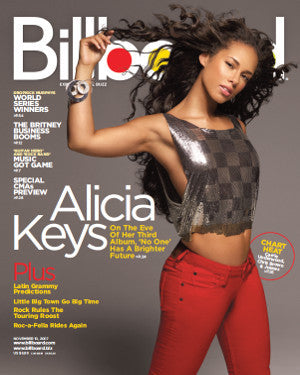 Billboard Back Issue Volume 119, Issue 45