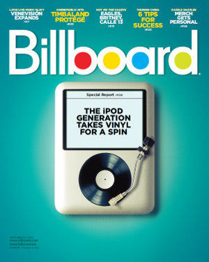 Billboard Back Issue Volume 119, Issue 46