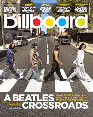 Billboard Back Issue Volume 119, Issue 50