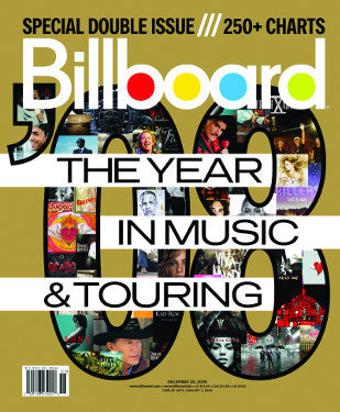 Billboard Back Issue Volume 120, Issue 51