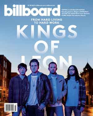 Billboard Back Issue Volume 125, Issue 37
