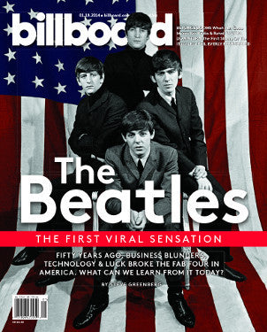 Billboard Back Issue Volume 126, Issue 1