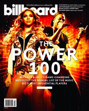 Billboard Back Issue Volume 126, Issue 3