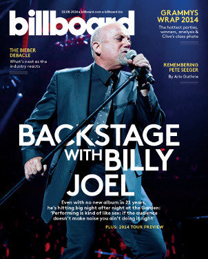Billboard Back Issue Volume 126, Issue 4