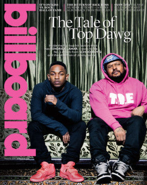 Billboard Back Issue Volume 126, Issue 8