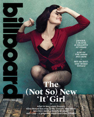 Billboard Back Issue Volume 126, Issue 11