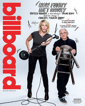 Billboard Back Issue Volume 126, Issue 17