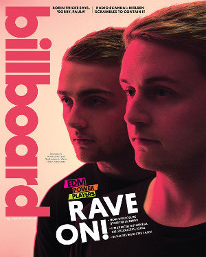 Billboard Back Issue Volume 126, Issue 22