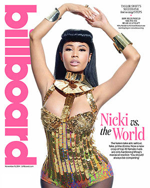 Billboard Back Issue Volume 126, Issue 38