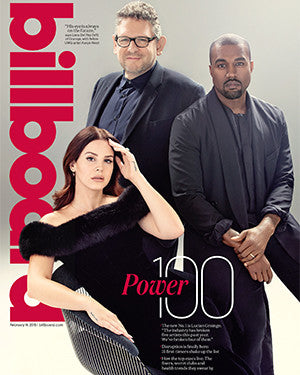 Billboard Back Issue Volume 127, Issue 4