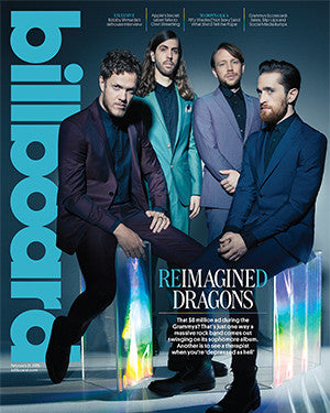 Billboard Back Issue Volume 127, Issue 5