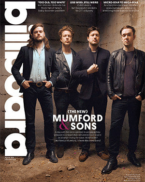 Billboard Back Issue Volume 127, Issue 11