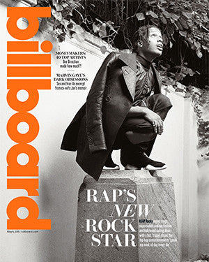 Billboard Back Issue Volume 127, Issue 13