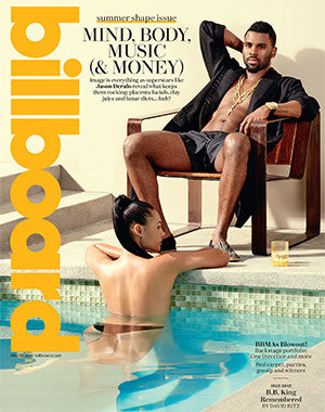 Billboard Back Issue Volume 127, Issue 16