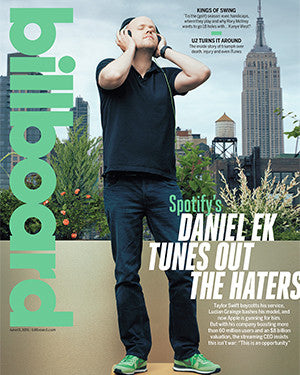 Billboard Back Issue Volume 127, Issue 17