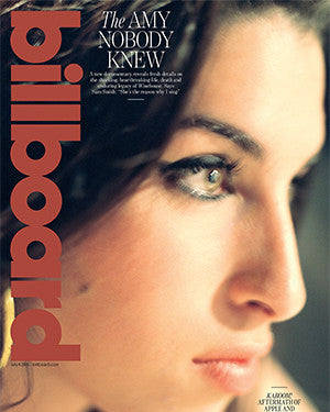Billboard Back Issue Volume 127, Issue 20
