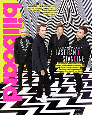 Billboard Back Issue Volume 127, Issue 21